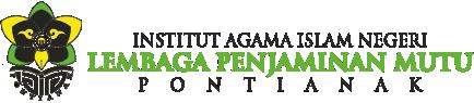 LPM Institut Agama Islam Negeri (IAIN) Pontianak Logo
