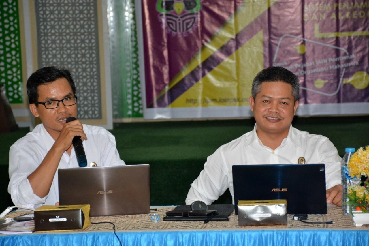 Tahun 2020 IAIN Pontianak Lebih Fokus pada Peningkatan Kualitas SDM